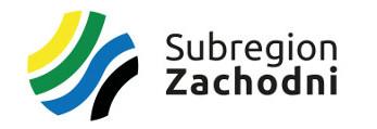 Subregion Zachodni - nowe logo