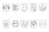 Logo sołectwa Gminy Lyski